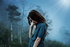 Kız depresyon psikoloji